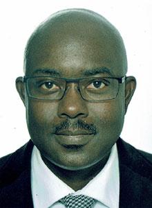 Peter Mansaray, Pastor im Afrikanischen Zentrum Borgfelde