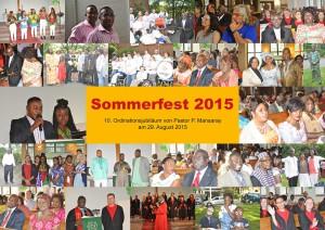 Afrikanisches Zentrum Hamburg Borgfelde Sommerfest
