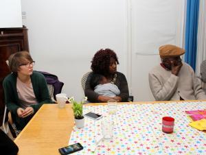 Interkulturelles Café Mandela in Hamburg