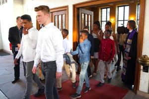 Internationer Gospel Gottesdienst - Taufen Hamburg01