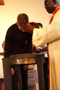 Internationer Gospel Gottesdienst - Taufen Hamburg15